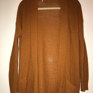Jackets & Blazers - Knitted Cardigan